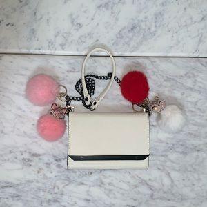 NWOT Forever 21 White Small Handbag